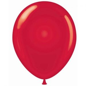 Red Latex 28cm Balloons