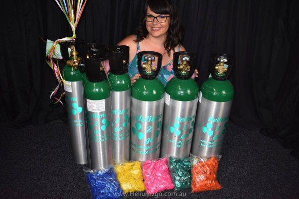 Helium Balloon Gas Cylinder Hire Helium 2 Go