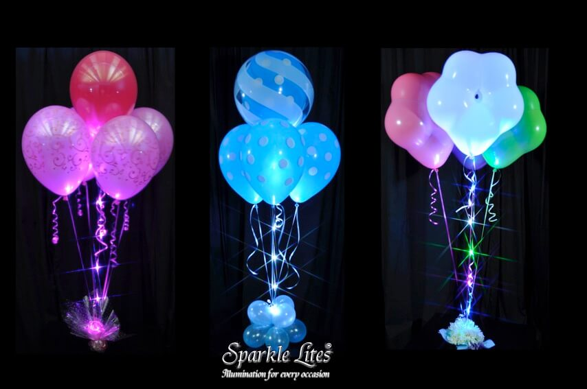 Balloon Bouquets of 10