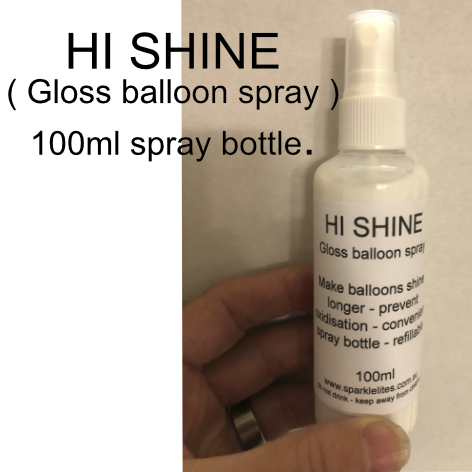 HI SHINE 100ML