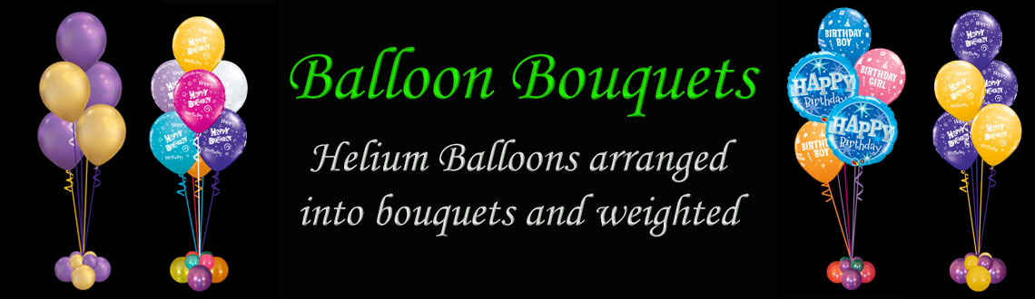 Balloon Bouquet page new banner