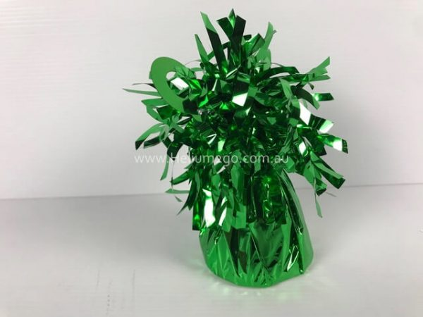 Green Foil Weight