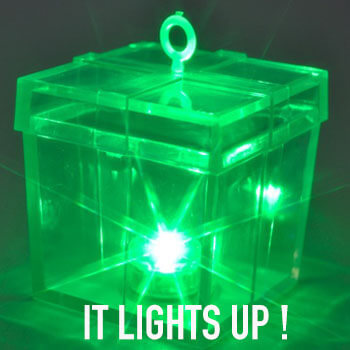 Green Sparkle Weight