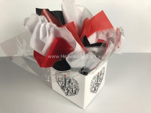 Love Posy Box Weight