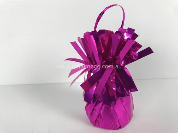 Magenta Pink Foil Weight