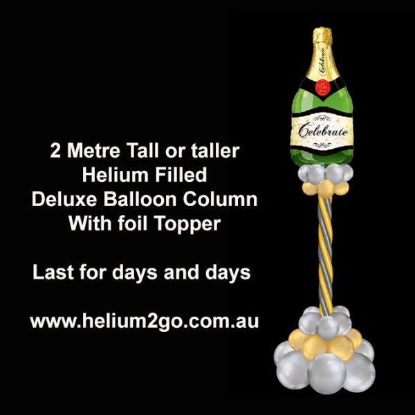 Deluxe-Column-with-foil-topper