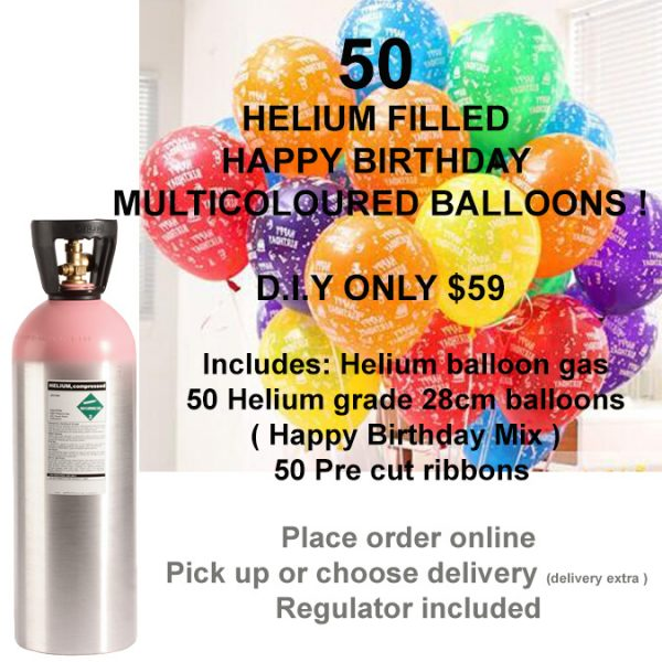 50 HB Balloons Special
