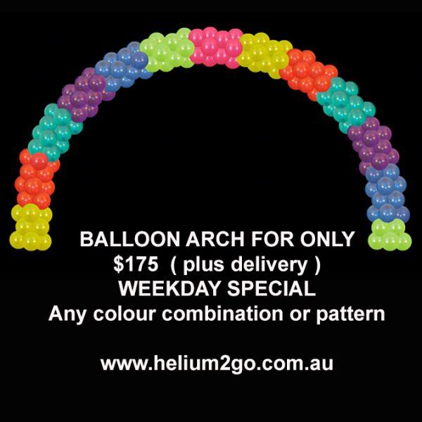 balloon arch special