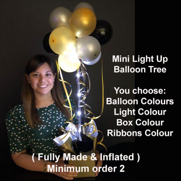 Mini light up balloon tree2