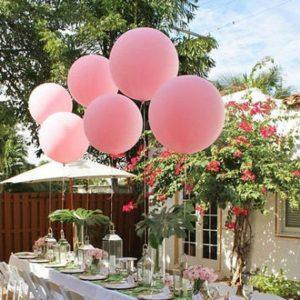90cm Jumbo Latex Balloons