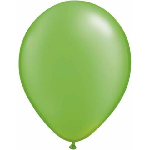 Metallic Lime Green