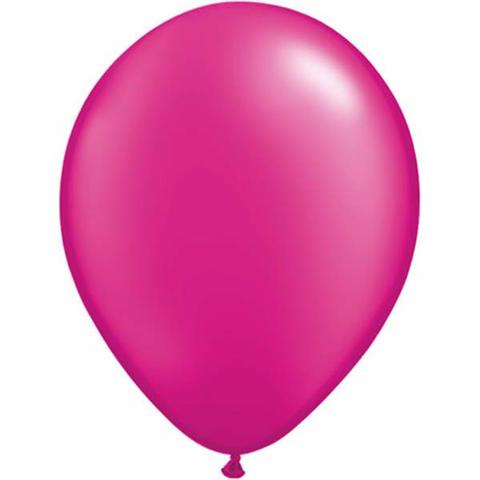 Metallic Magenta Pink