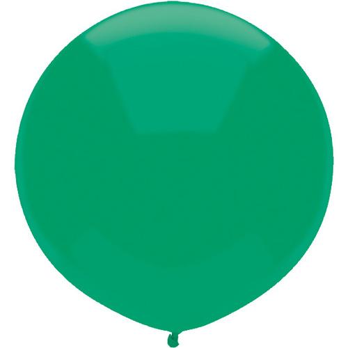 Jade Green 43cm Latex outdoor balloons