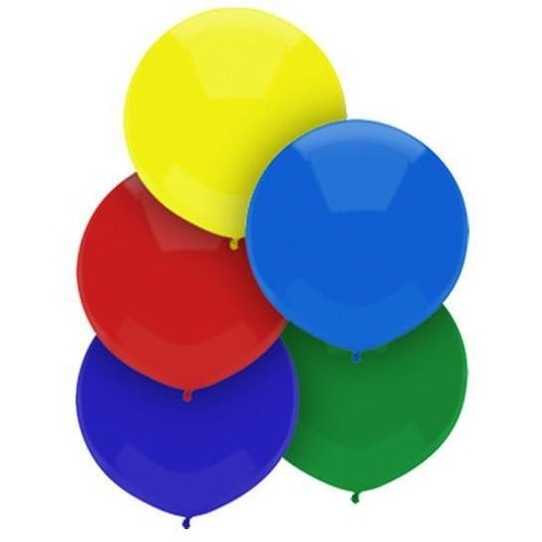 Royal Rich Assorted 43cm latex outdoor balloons
