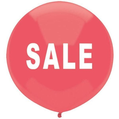 Watermelon red Sale 43cm latex outdoor balloons