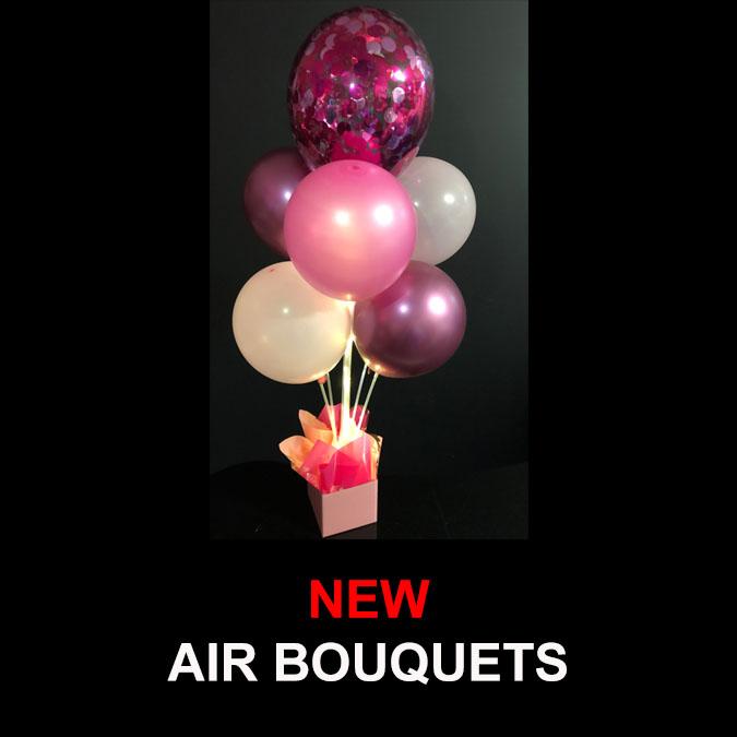 AIR BOUQUETS